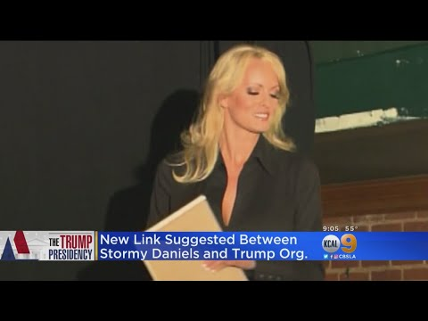 Another Trump Organization Attorney Linked To Stormy Daniels Litigation