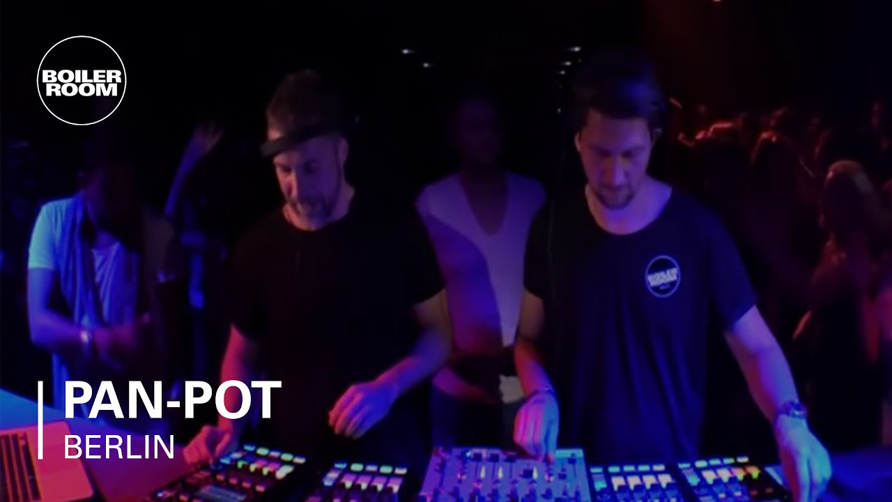 Pan-pot Live @ Boiler Room Berlin