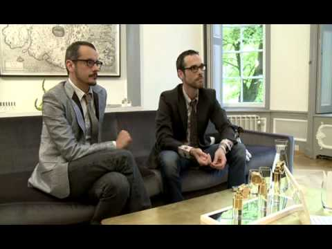 Im GLAMOUR-Interview: Viktor & Rolf