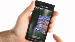 Sony Ericsson Xperia arc S unboxing and UI demo