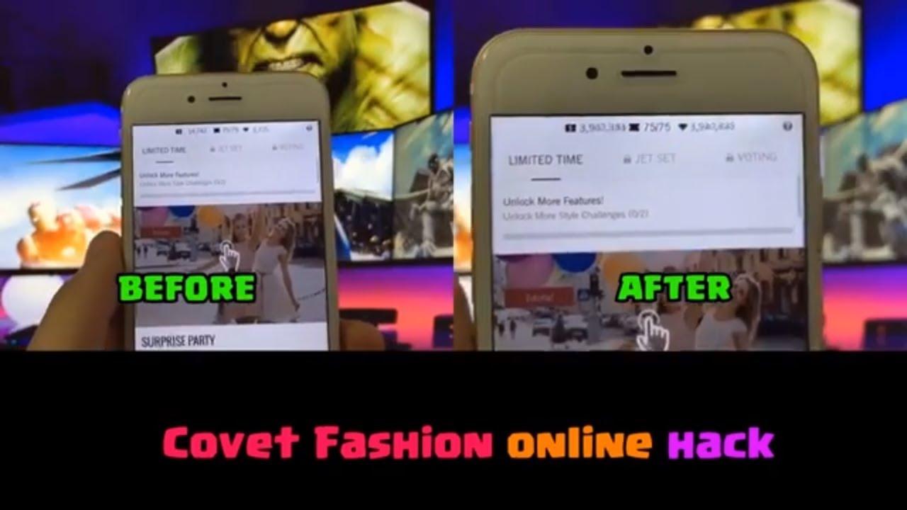 Free | Covet Fashion Online Generator | Unlimited Diamonds