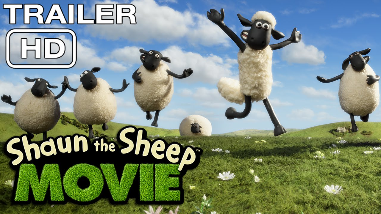 Shaun the Sheep The Movie – Official Trailer
