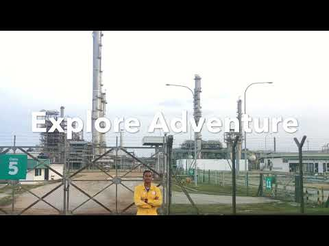 Internship at Petronas Chemical MTBE 2017