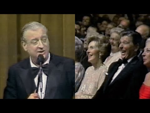 Dean martin celebrity roasts george burns