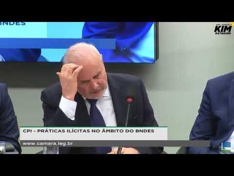 Kim encurrala Guido Mantega na CPI do BNDES!
