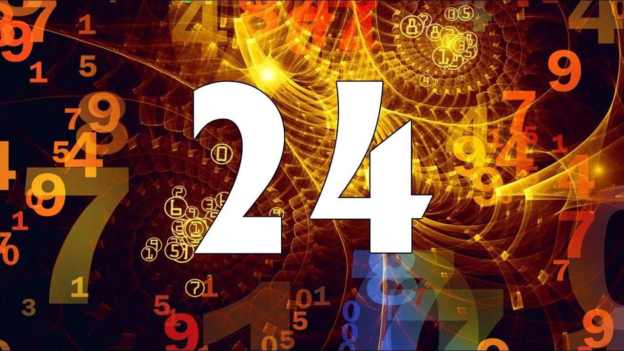 numerology number 24 day