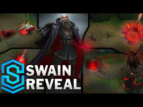 Swain Reveal - The Noxian Grand General | REWORK