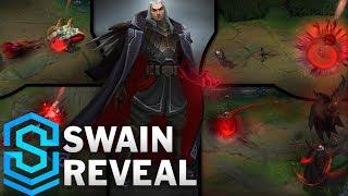 Swain Reveal - The Noxian Grand General | REWORK