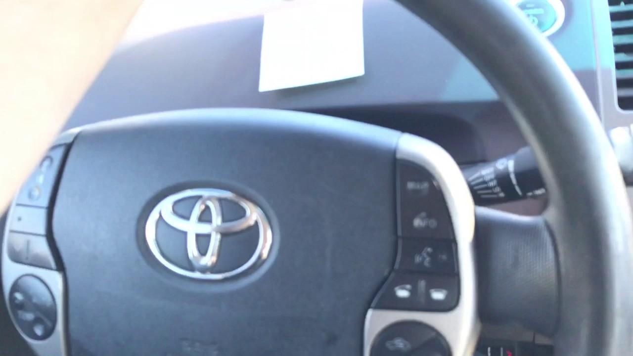 Prius Drive 1 Error Code P1116 P1121 P1123 P0a93