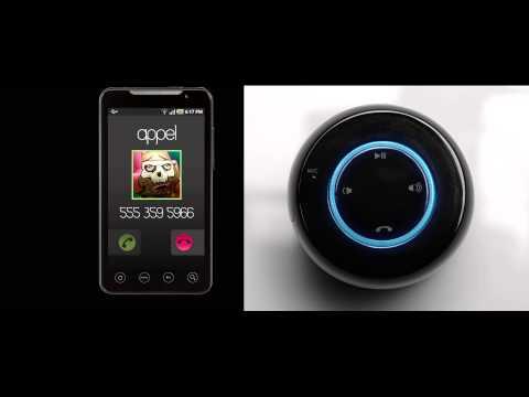 Lenceinte Bluetooth Design By Carrefour