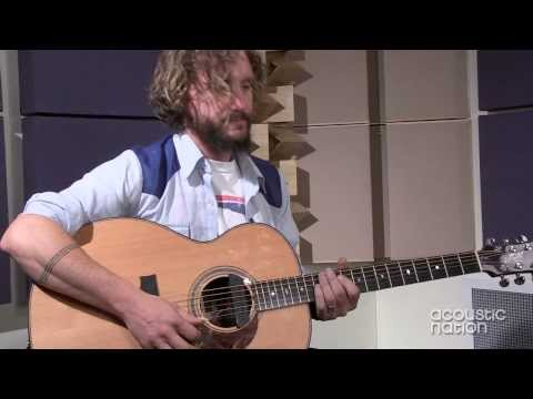 "acoustic nation presents: john butler ""how you sleep at night"" live acoustic"