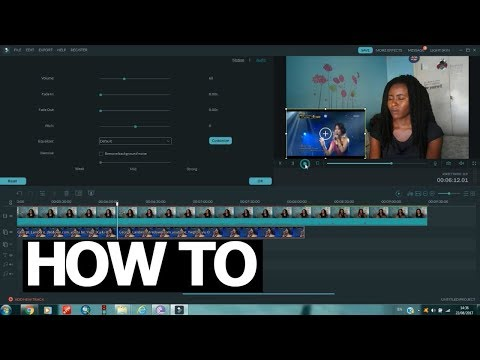 How To Make Reaction Videos With Beginners Friendly Software (FILMORA)