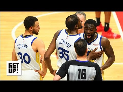 is-draymond-green-right-about-officiating-complaints-being-embarrassing-for-the-game?-|-get-up!