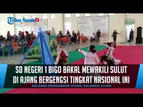 SD Negeri 1 BigoBakal Mewakili Sulut di Ajang Bergengsi Tingkat Nasional Ini