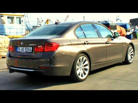 test - bmw 320d - youtube