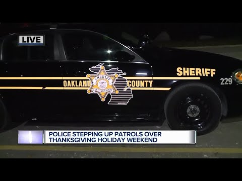 Law enforcement out in full force on busiest bar night of the year