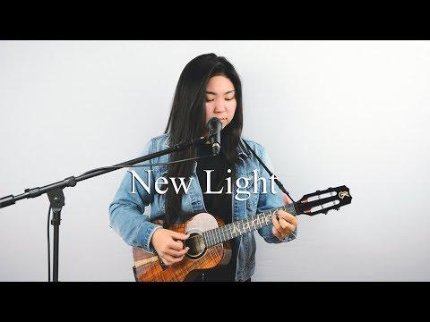 John Mayer - New Light (ukulele Cover)