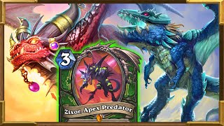 Face Dragon Highlander Hunter | Is This Deck Better? Ashes of Outland New Decks