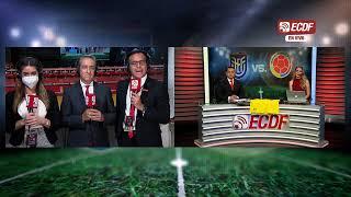 Post Partido: #Ecuador 6 #Colombia 1 - Eliminatorias Sudamericanas