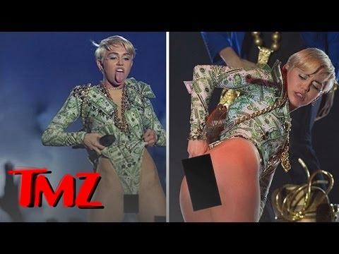 Miley Cyrus Raunchiest Performance EVER!   TMZ