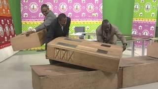 Nyembo Codétrép-Emission RTNC du 11 mars 2012 à Kinshasa (RD Congo)