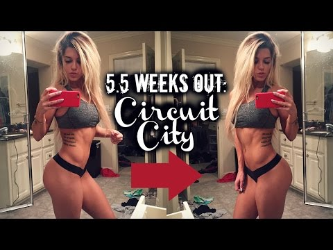 5.5 Weeks Out: Circuit City