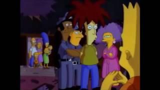 Los Simpson: Bob Patiño intenta matar a Selma