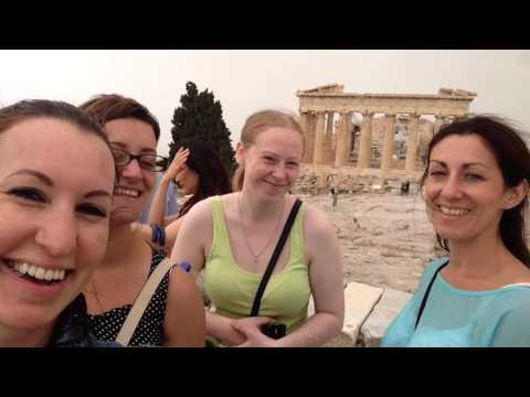 Athens girls weekend away