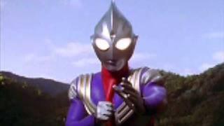 Ultraman Tiga - Take Me Higher (Karaoke)
