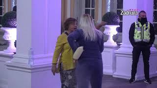 Zadruga 4 - Esktremna svađa Marije i Nadice, uskače i Kristijan sa lopatama - 19.10.2020.