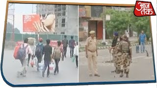 Kashmir LIVE: कश्मीर में माहौल शांत, सुरक्षाबल अलर्ट