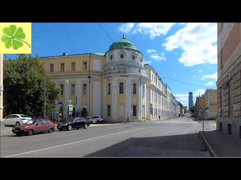 Москва. Прогулка по Садовнической улице (Sadovnicheskaya Street) 29.07.2019