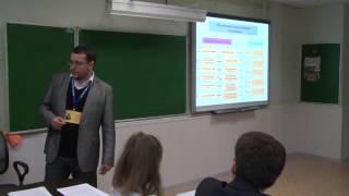 Урок литературы, Токранов_Н.В., 2012