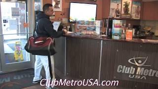 Club Metro Olympics