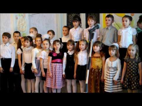 Песня-Из чего наш мир состоит Ивановская дет.школа искусств,18 декабря 2015г.