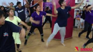 Bolivia Bhangra Dance Workshop | Travel Vlog | Learn Bhangra