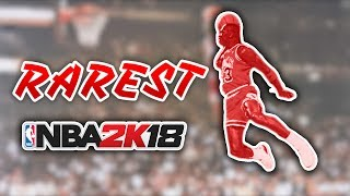 5 RAREST Dunks In NBA 2K18