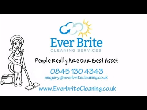 Ever Brite Cleaning - YouTube