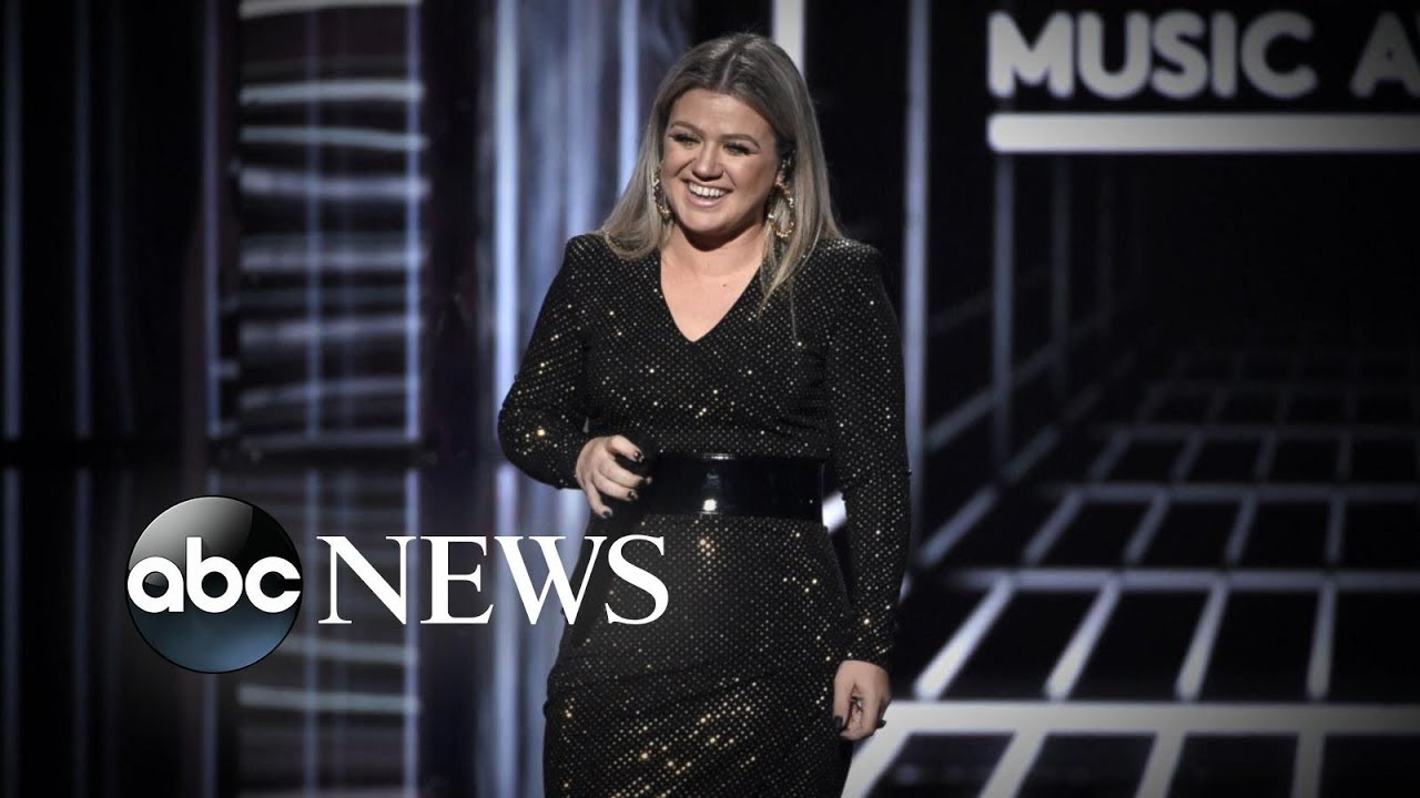 Kelly Clarkson Explains Recent Weight Loss Youtube