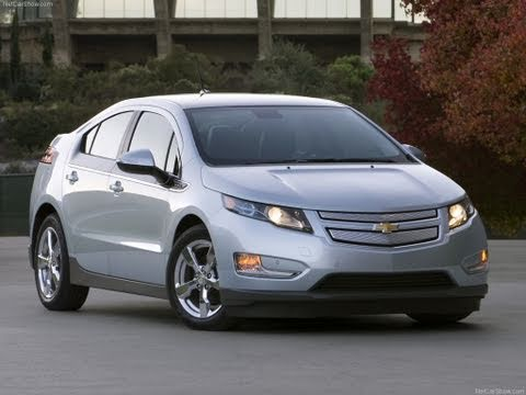 Chevy Volt How To Charge Cost Operate Video