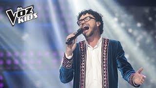 Cepeda, Yatra y Fanny Lu cantan Sueña - Audiciones a ciegas | La Voz Kids Colombia 2018