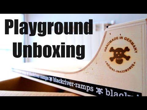 Unboxing / Blackriver