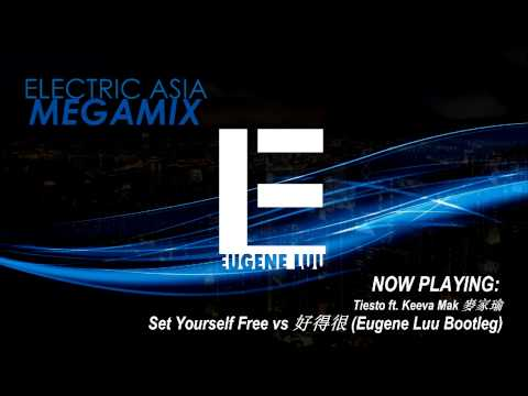 Electric Asia Megamix (Chinese EDM) by Eugene Luu