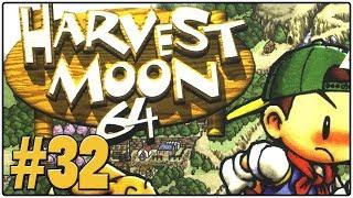 Harvest Moon 64 - Definitive 50 N64 Game #32