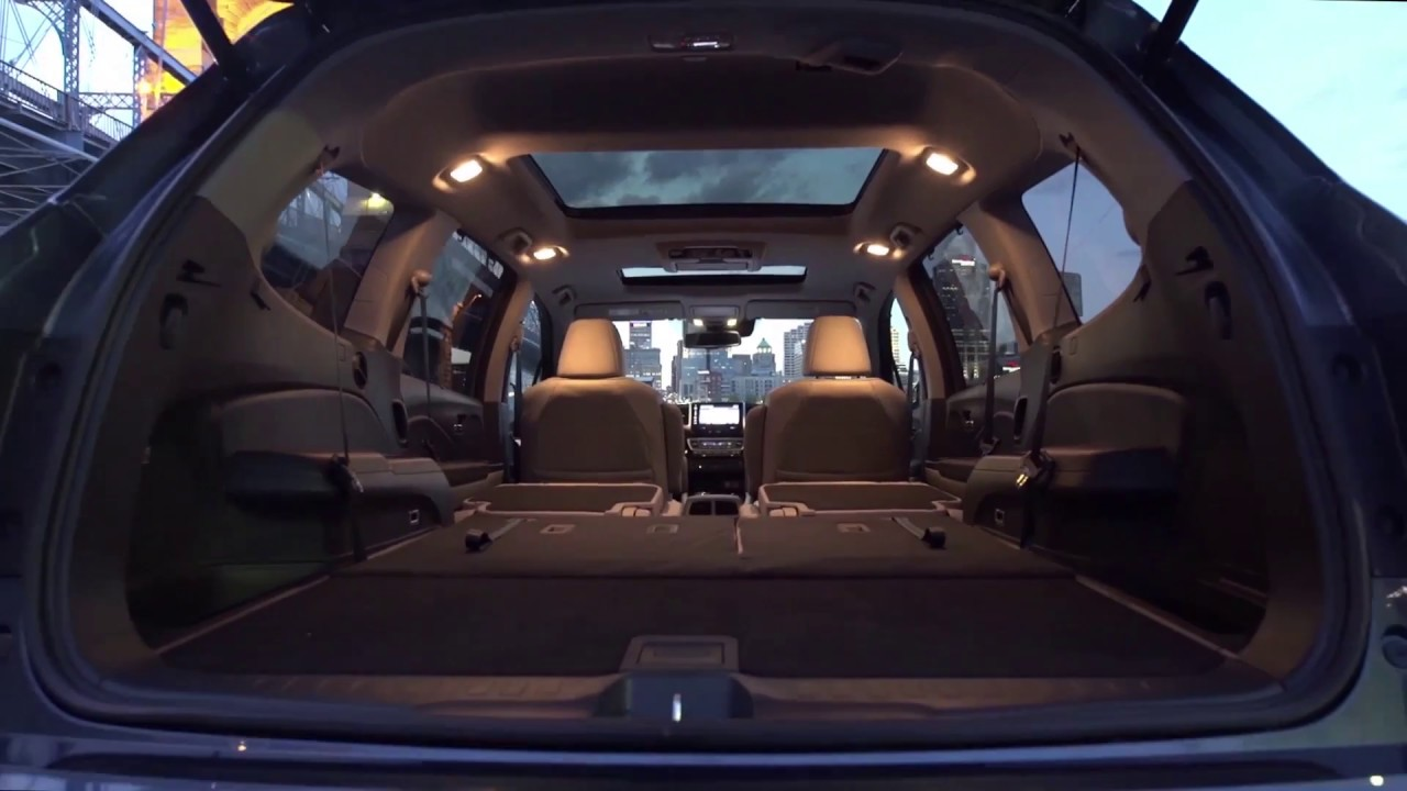 2017 honda pilot elite awd interior design automototv for 2017 honda pilot interior