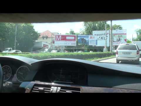 Road Trip Moldova Chisinau From Telecentru to Supermarket №1