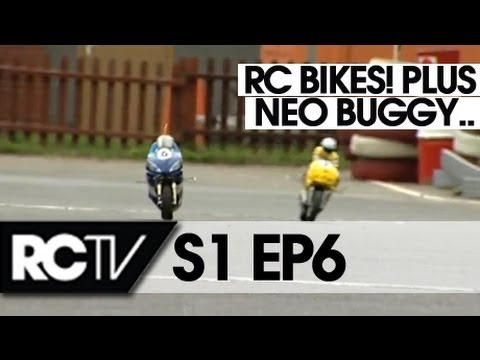 RC Racing S1 Episode 6 - RC Motorbikes and Neo 06 Semis!