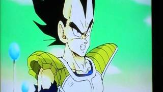 This Video Contains Vegeta and Recomme