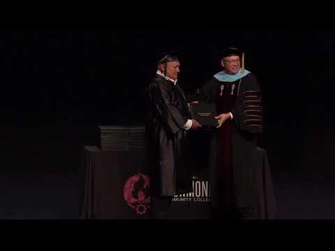 Richmond Community College Graduation - 2020
