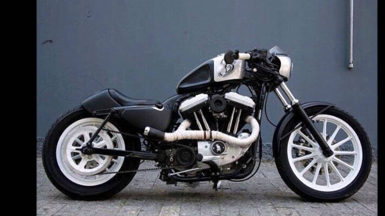 cool sportster mods